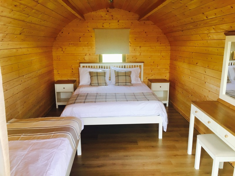 Go Glamping At Croft Farm Water Park In Our Glamping Pods