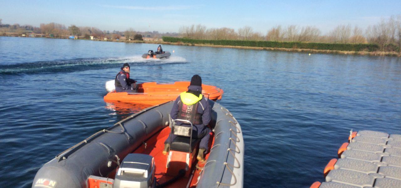 Powerboating