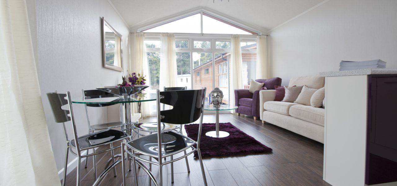 Salisbury Executive Lodge 44 X 14 – 2 Bedroom